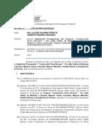 Informe de Ampliacion de Presupuesto-construcción Presa Aricoma