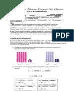 Plan de Apoyo Matematicas