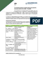 14to Programa Cwi - Talara