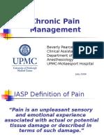 Chronic Neuropathic Pain-Slides Pierce-Smith