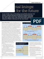 2015 - Segmental Linings a Vision for the Future