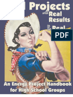 Real Projects High School Handbook