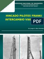 Hinca de Pilotes Franki