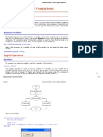 Visual Basic Tutorial - Lesson 6_ Logical Comparisons