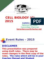 Cell Bio 2015