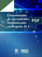 Lineamiento Nacimiento Humanizado