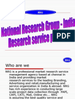 National Research Group Ppt 42