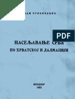 Adam Pribićević~Naseljavanje Srba po Hrvatskoj i Dalmaciji.pdf