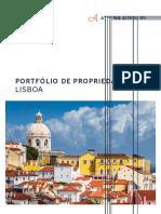 Portfolio Lisbon - Pt