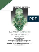 Azuela, Francisco - La Palabra Ardiente