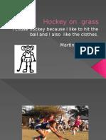 Hockey on Grass