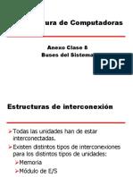 Anexo Clase 08 (SobreBuses del sistema