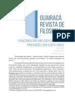 Franz Brentano - Miklosich acerca das proposições sem sujeito.pdf