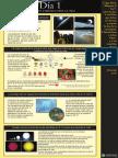 Creation Day 1 (Spanish) Poster Print 100714