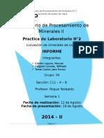 Lab 2 PCM II
