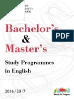 Bachelors Prag