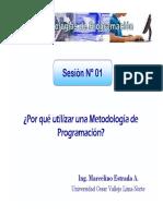 Metodologia de Programacion