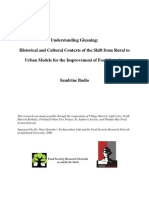 Understanding Gleaning Historical and Cultural Contexts