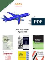 Ciencia e Tecnologia de Materiais - Quimica Eng Prod - Compositos - Versao Final