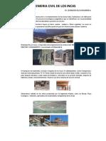 Ingenieria Civil Incas