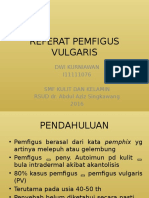 Referat Pemfigus Vulgaris