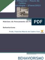 Matrizes - Behaviorismo 1º.pptx