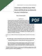 Dialnet-ElConflictoTerritorialEntreEcuadorYPeruPorElRioDel-3154692