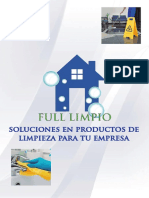 Brochure Full Limpio Completo