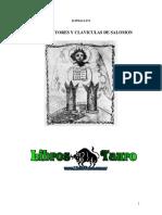 Claves mayores y clavículas de Salomón - Levi, Eliphas.pdf