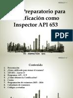 API 653 M1