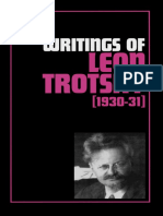 Leon Trotskii Collected Writings 1930 1931