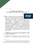Tarso Domingues - Participações Sociais e Entradas