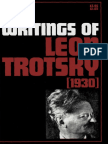 Leon Trotskii Collected Writings 1930
