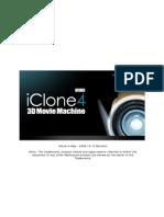 Mini Tutorial de iClone