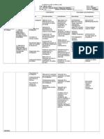 Formato Sugerido Para La Planificación Sociales
