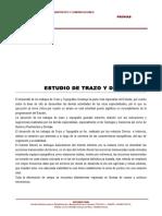 1. Trazo y Diseño Vial1111111111111111