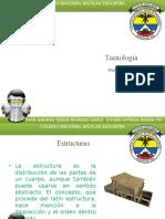 Tipos de estructuras y características