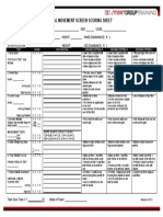 FMS Screen Scoring Sheet