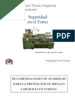 Tema 2 Seguridad en El Torno.