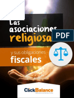 La Asociacion Religiosa y Sus Obligaciones Fiscales