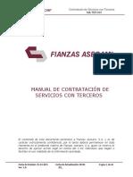 3. ASECAM - MA-TER-001_Manual de Servicios Con Terceros