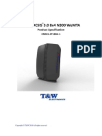 T&W _EuroD3.0 8x4 N300 WeMTA_CMM1.2T180A-1_Specification