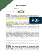 Artículo Científico Fredy