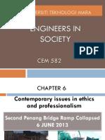 Chapter 6.Ethic Presentation