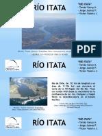 Presentación Rio Itata Balsa Nueva Aldea.