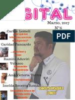Asómate Digital, Marzo 2017 N°7