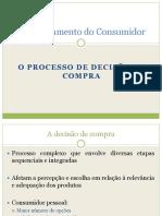 Processo de Compra - Alunos