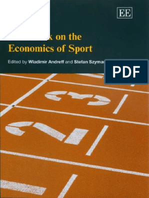 The Economics Andreff Of Handbook On pdfSociology Sport qUMSVGLzpj