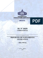 To DL 10426 CódigoPenal Final