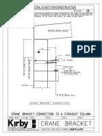 Const Manual Crane Details